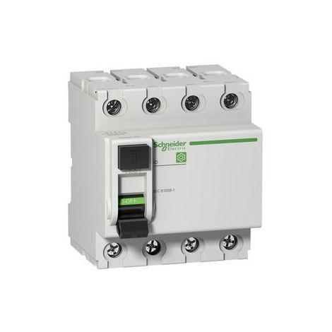 Schneider Multi 9 OEM FI-Schutzschalter ID 4-polig 40A 30mA Typ AC