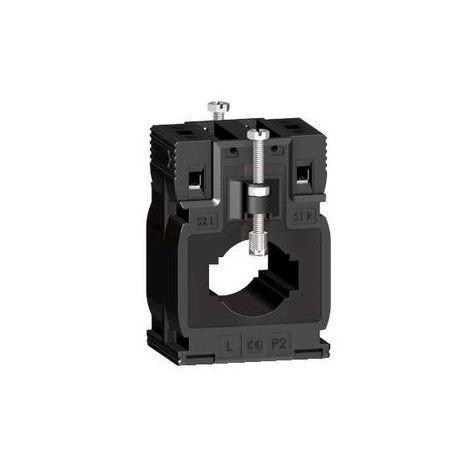 Schneider transformador de corriente METSECT5MA040 DIN cable 400 / 5A