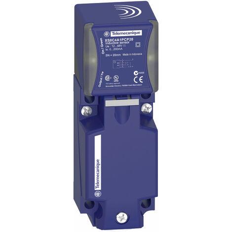 Schneider XS7C4A1MPG13 15mm Flush Rectangular Inductive Proximity Sensor