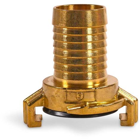 Schnellkupplung Messing System GEKA