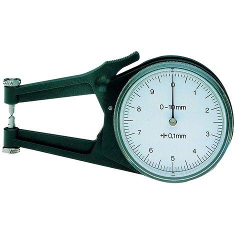 Schnelltaster 0-10mm f.Außenmessung Mess-T.36mm