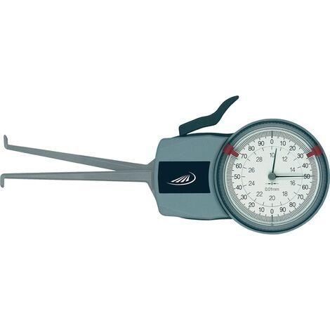 Schnelltaster IP65 2,5-12,5mm f. Innen Schneide 0,1mm H.PREISSER