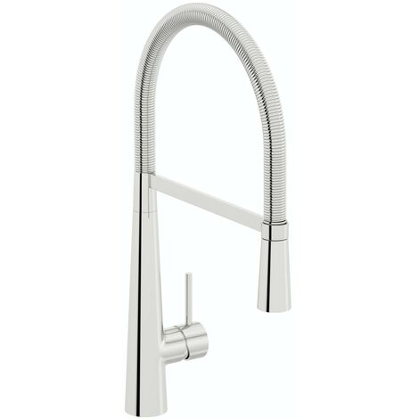 Schon Bute pull down kitchen mixer tap