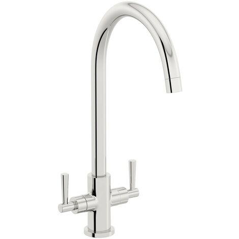 Schon C spout WRAS kitchen tap