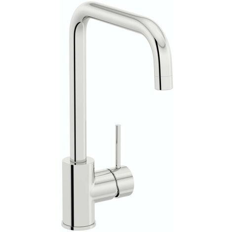 Schon L spout kitchen tap