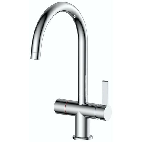 Schon Ramsey 3 in 1 boiling water kitchen tap