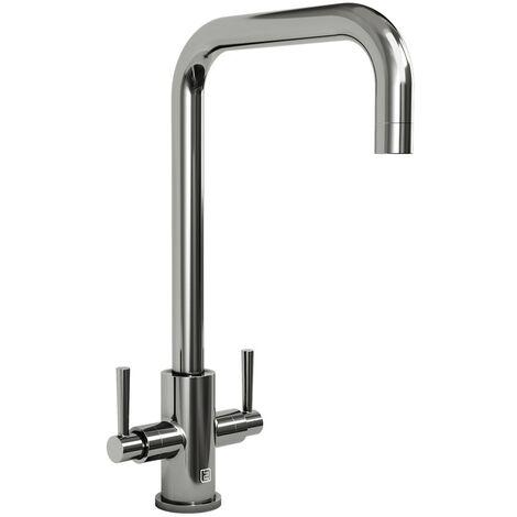 Schon Skye L spout kitchen mixer tap