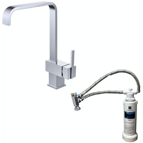 Schon Ulva kitchen tap with complete filter kit