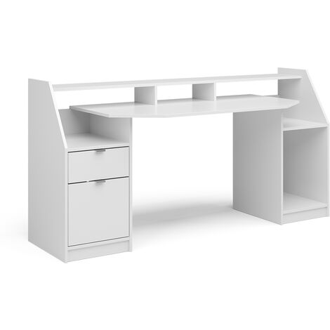 Schreibtisch Computertisch Bürotisch Home Joel Arbeitstisch PC Tisch Vicco