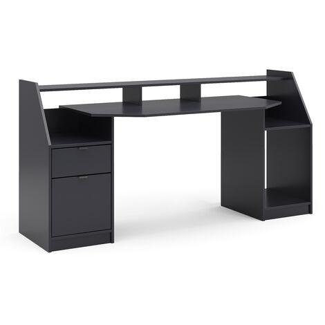Schreibtisch Computertisch Bürotisch Home Joel Schwarz Arbeitstisch Tisch Vicco