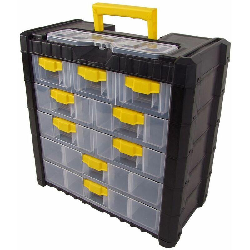 Schubladen Organizer Sichtlagerkasten Werkzeugzubehor Utensilienbox Aufbewahrung