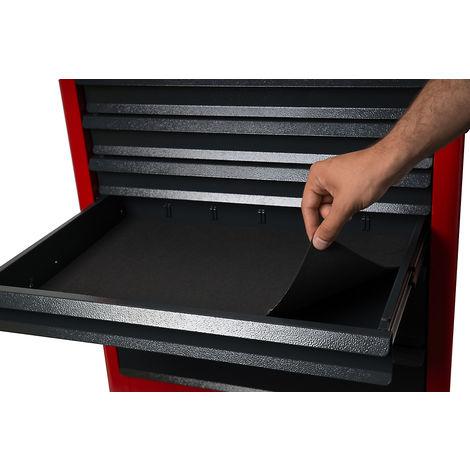 Schubladeneinlage für Werkstattwagen | 7 Stück | newpo