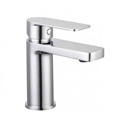 SCHÜTTE Basin Mixer DOLPHIN Chrome - Silver