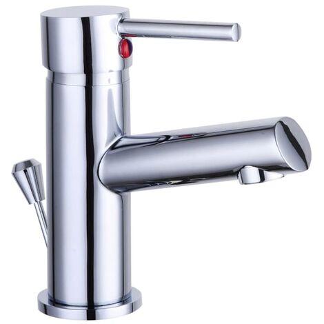 SCHÜTTE Basin Mixer Tap LAURANA Chrome - Silver