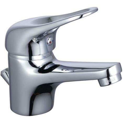 SCHÜTTE Basin Mixer Tap PORTO Chrome - Silver