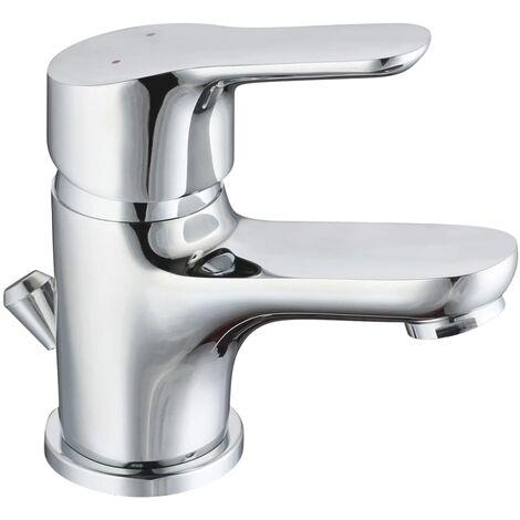 SCHÜTTE Basin Mixer Tap VICO Chrome - Silver