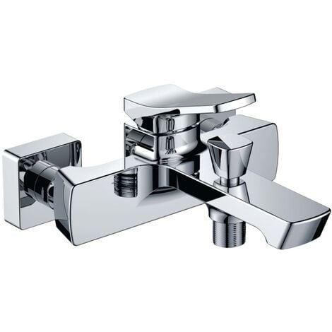 SCHÜTTE Bath Mixer STILO Chrome - Silver