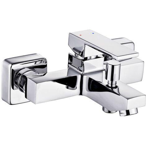 SCHÜTTE Bath Shower Mixer Tap TOKYO II Chrome - Silver
