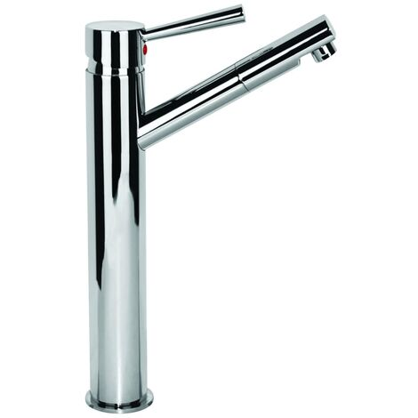 SCHÜTTE High Basin Mixer CORNWALL 196mm Chrome