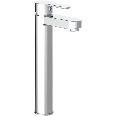 SCHÜTTE High Basin Mixer ELEPHANT Chrome