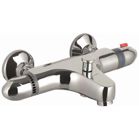 SCHÜTTE Mitigeur de baignoire thermostatique SUPRA Chrome
