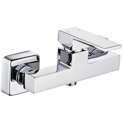 SCHÜTTE Shower Mixer Tap TOKYO II Chrome - Silver
