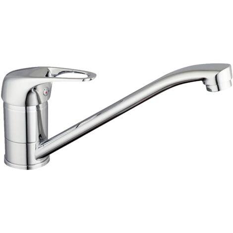 "main image of ""SCHÜTTE Sink Mixer DANTE Chrome - Silver"""