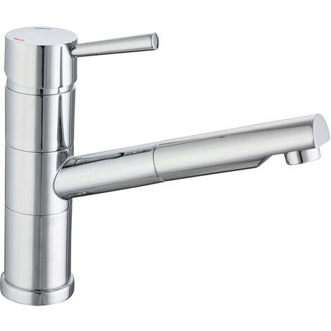 SCHÜTTE Sink Mixer UNICORN Chrome