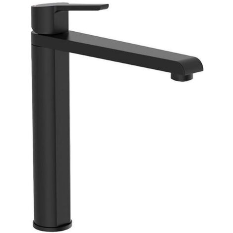 SCHÜTTE Sink Mixer VITA Matt Black