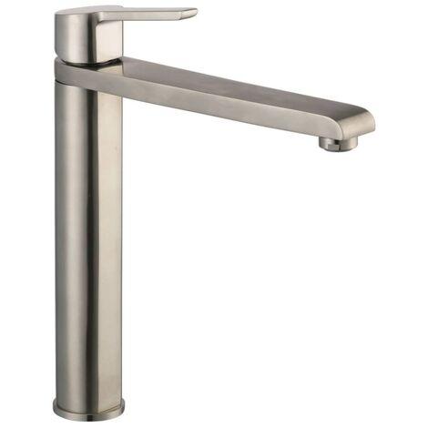 SCHÜTTE Sink Mixer VITA Stainless Steel Colour