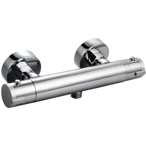 SCHÜTTE Thermostatic Shower Mixer Tap LONDON 5.5 cm
