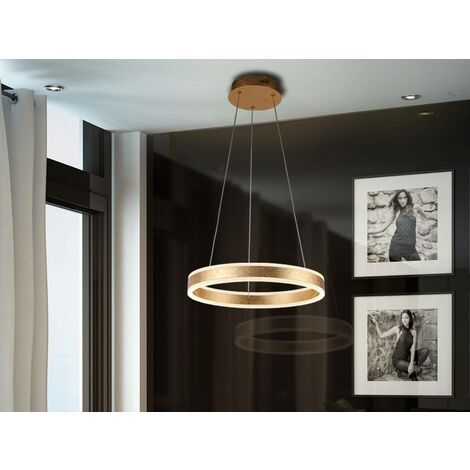Schuller Helia - Integrated LED Ceiling Pendant Gold