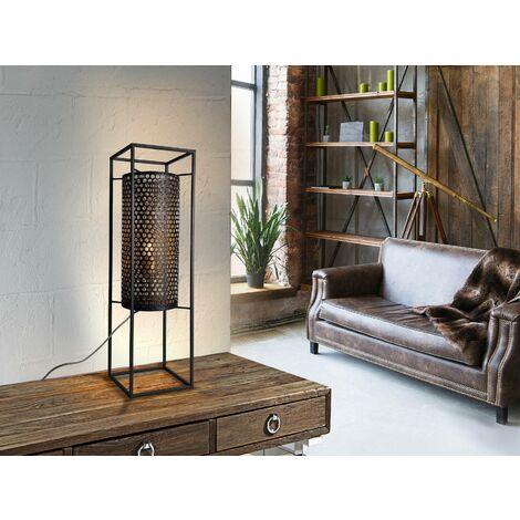Schuller Vera - Floor Lantern Black, gold, E27