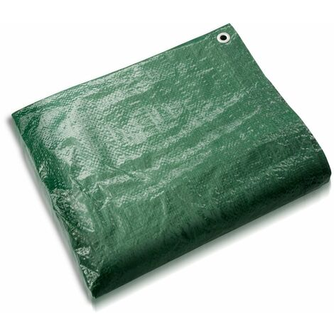 Schutzhülle für Sitzgarnitur, Sitzgruppe   rechteckig   2 Größen   grün