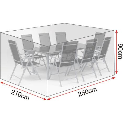 Schutzhülle für Sitzgruppe Gartenmöbel
