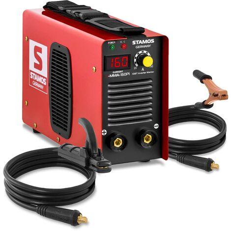 Schweißgerät E Hand Elektroden Schweißgerät mma Schweißgerät Igbt 160 A LED