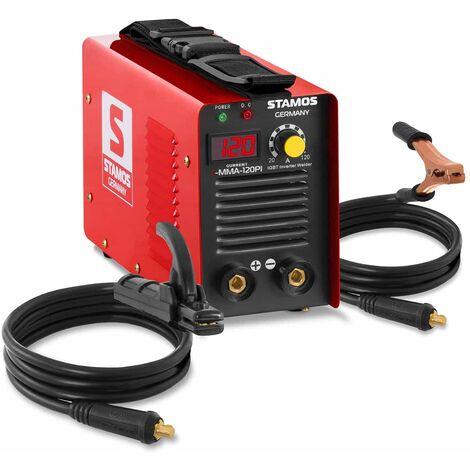 Schweißgerät E Hand Elektroden Schweißgerät mma Schweißgerät Igbt LED 120 A