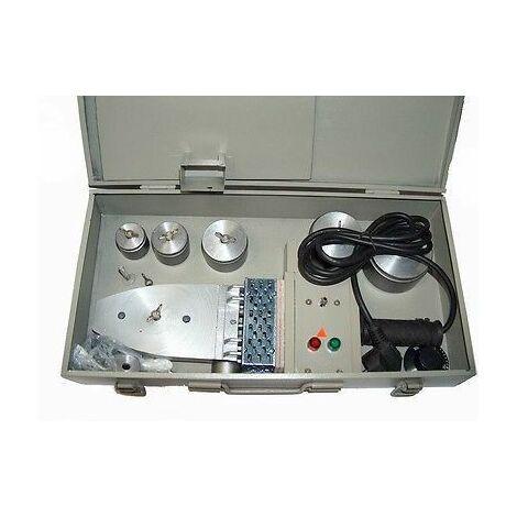 Schweißgerät Pe-Rohr 1110W DN 16-63 mm Muffenschweißgerät PE PP PB PVDF
