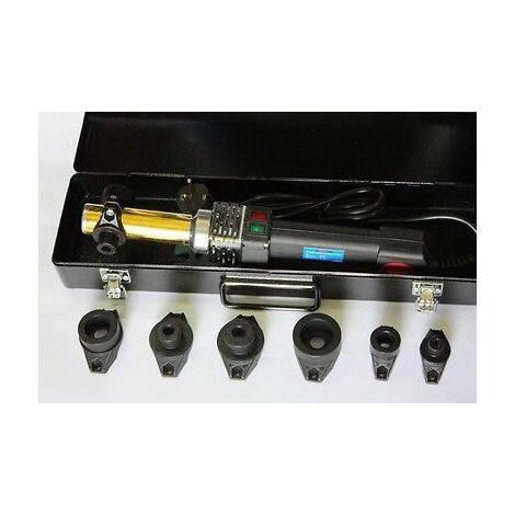 Schweißgerät Pe-Rohr 1850W DN 16-32 mm Muffenschweißgerät PE PP PB PVDF