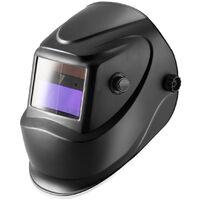 Schweißhelm STAHLWERK ST-450R Schweißmaske vollautomatisch, einstellbar, inkl. 5 Ersatzscheiben, 5 J Garantie* auf Filter