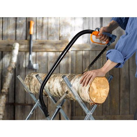 Sierra mecánica para troncos