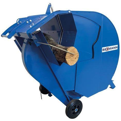 Scie à bûches électrique Mecacraft LS600 230V
