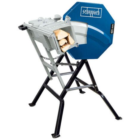 Scie à buches SCHEPPACH 405mm - 2200W - HS410