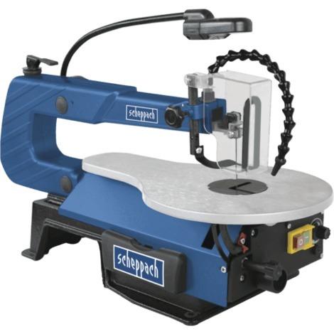 Scie à chantourner SD1600V table 400 mm SCHEPPACH 5901403903