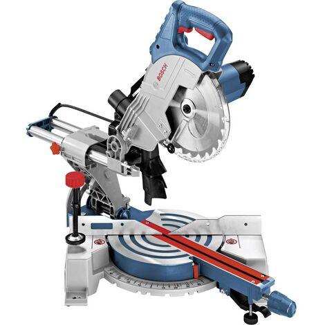 Scie à coupe donglet radiale Bosch Professional GCM 800 SJ 0601B19000 216 mm 30 mm 1400 W 1 pc(s)