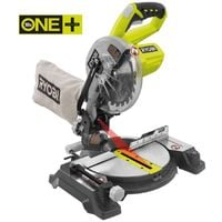 Scie à coupe d'onglets RYOBI 18V OnePlus lame 190mm EMS190DCL