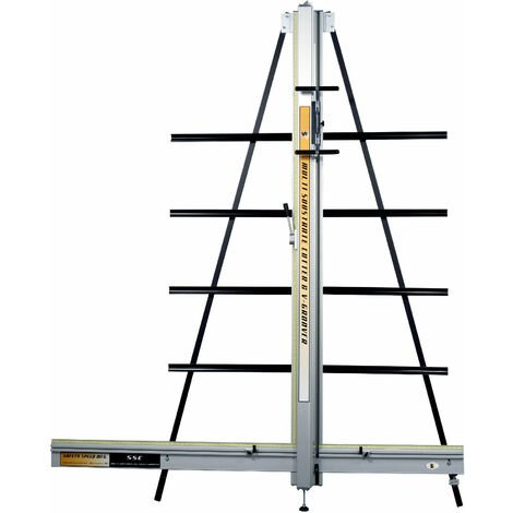 Scie à format verticale Apollo AXL 2,5 m SSC AXL250