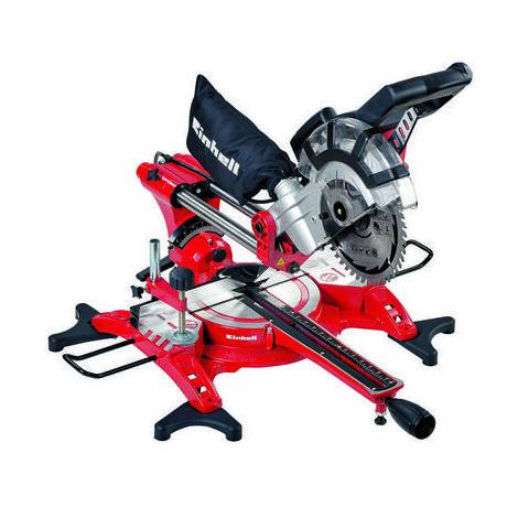 Scie à onglet et scie radiale Einhell TC-SM 2131 Dual 4300835 210 mm 30 mm 1500 W 1 pc(s)