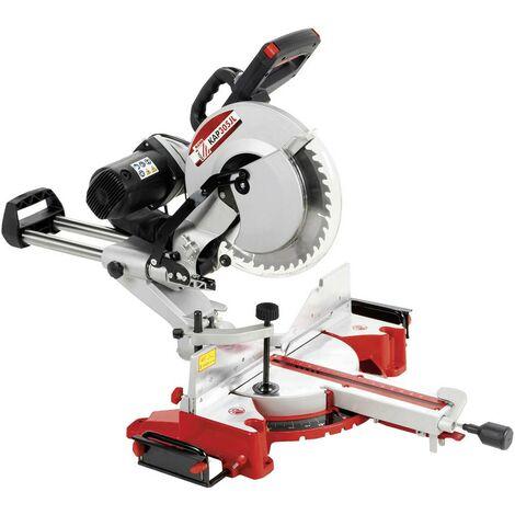 Scie à onglet et scie radiale Holzmann Maschinen KAP305JL_230V H011700002 305 mm 30 mm 1800 W 1 pc(s)
