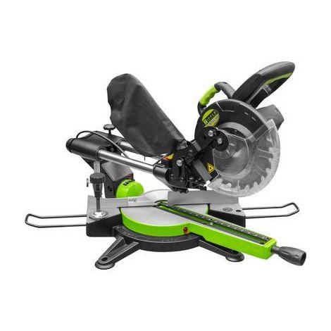Scie à onglet et scie radiale Zipper ZI-KGS210K ZI-KGS210K 210 mm 1.5 kW 1 pc(s)